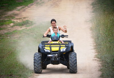 Jayell Ranch ATV Rides in Pigeon Forge, TN