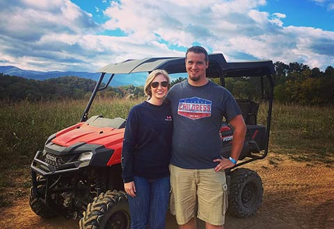 Jayell Ranch ATV Rides in Sevierville, TN