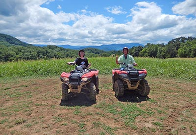 Jayell Ranch UTV Rides in the Smokies