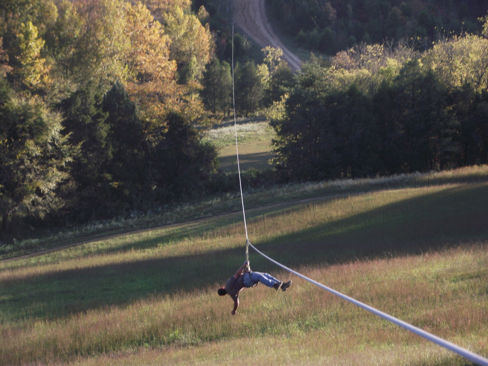 Jayell Ranch 6 Lines of Thrilling Ziplining in the Smoky ...